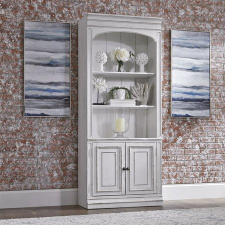 Liberty Magnolia Manor Bunching Bookcase