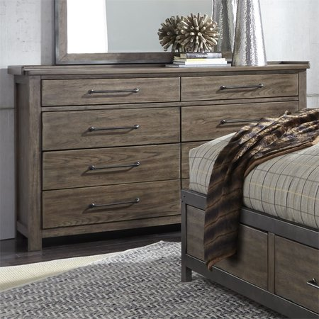 Liberty Sonoma Road 8 Drawer Dresser