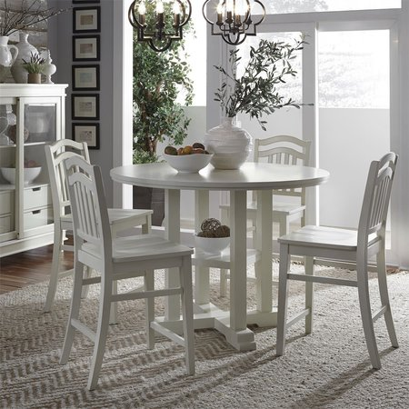 Liberty Summer Hills 5 Piece Gathering Table Set