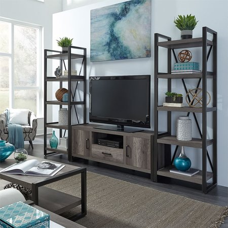 Liberty Tanners Creek Opt Entertainment Center w Piers