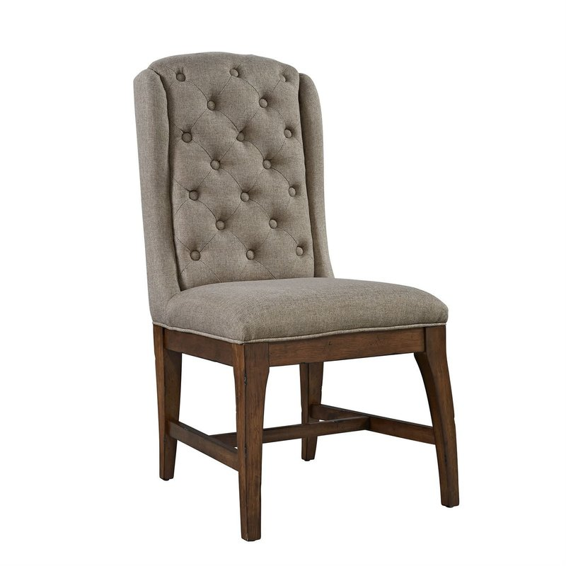 Liberty 411 Upholstered Host Chair CLEARANCE