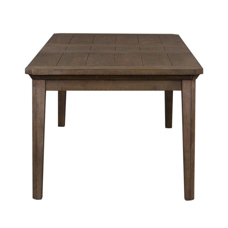 Liberty Artisan Prairie Opt 7 Piece Rectangular Table Set