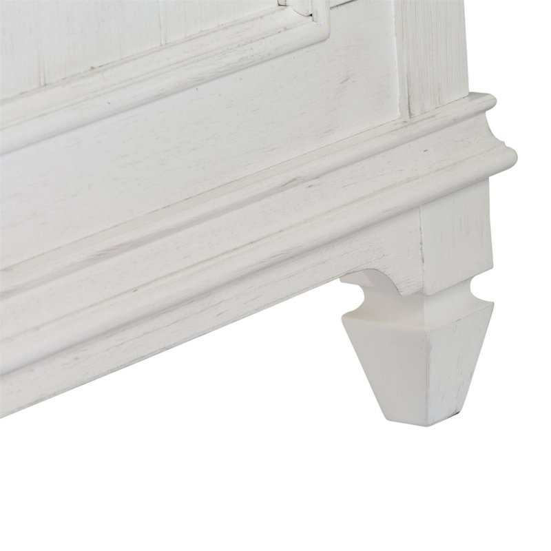 Liberty Allyson Park King Panel Bed