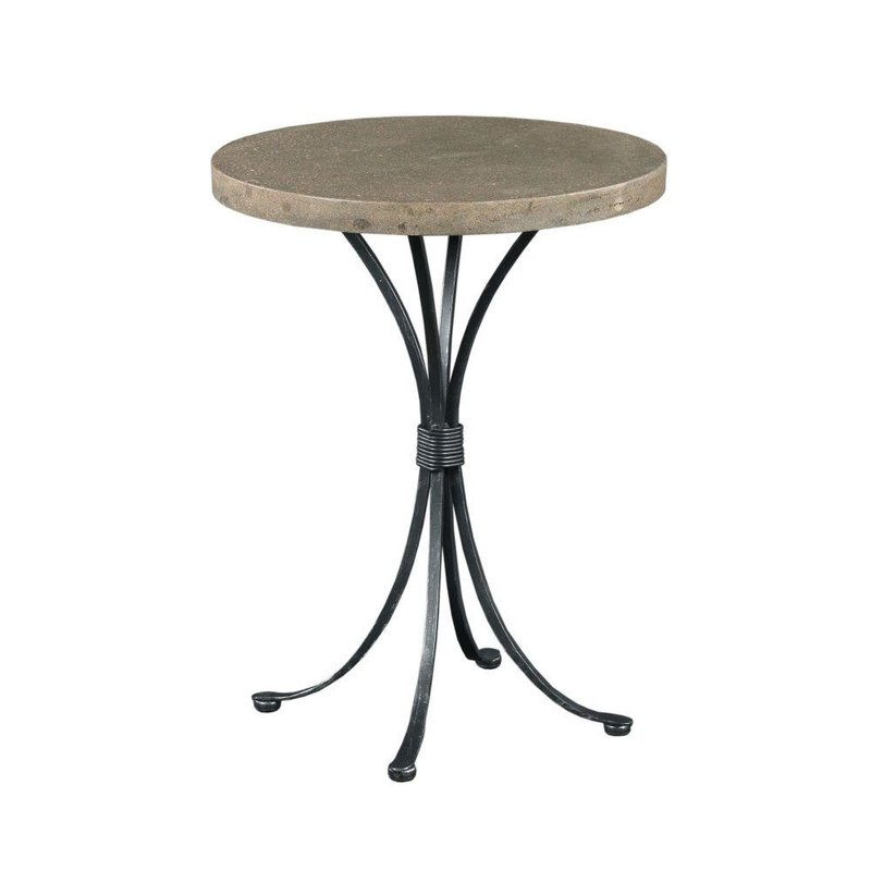 Kincaid Accents Round End Table