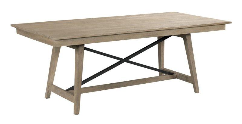 "Kincaid 80"" Trestle Table"
