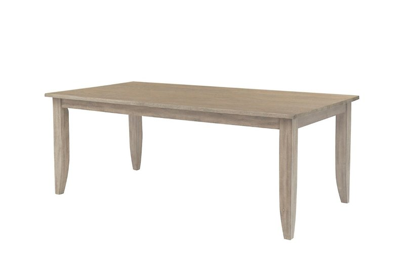 "Kincaid 80"" Large Rectangular Leg Table"