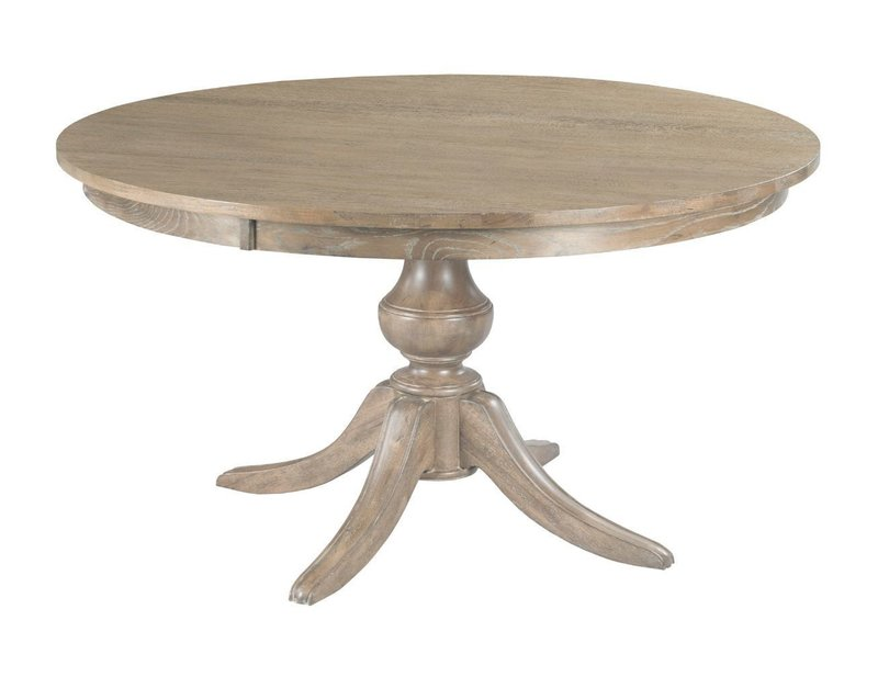 """Kincaid 54"""" Round Dining Table Complete"""