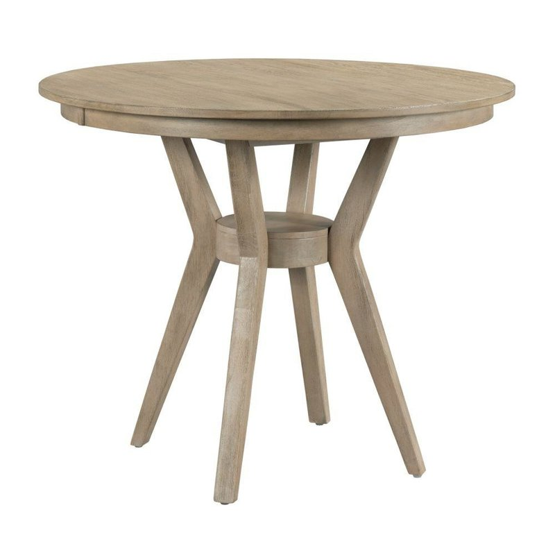 "Kincaid 44"" Round Dining Table Complete"