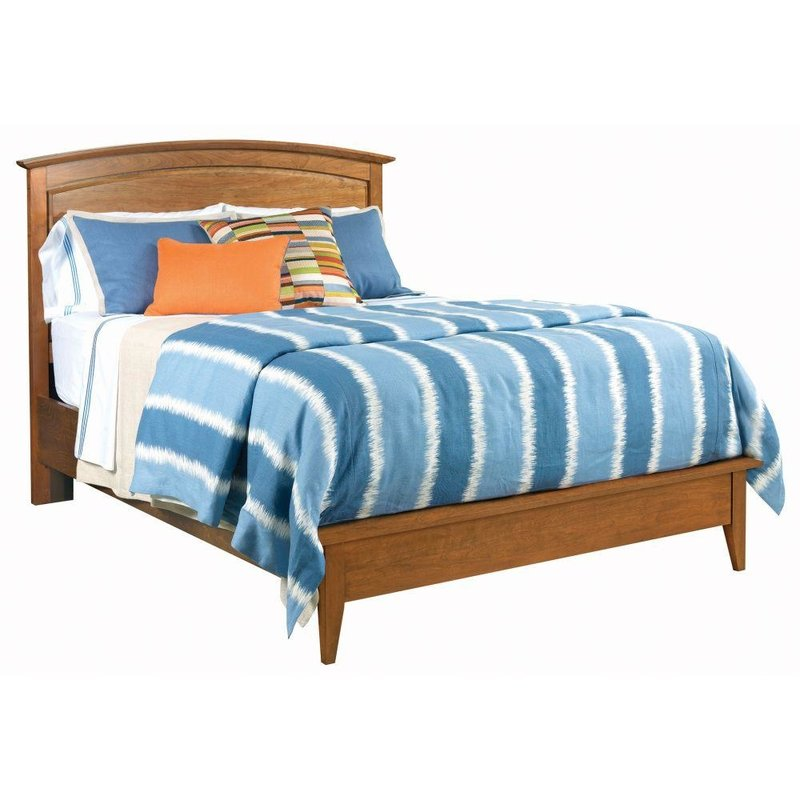 Kincaid Arch Queen Bed Honey - Complete