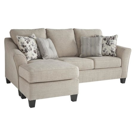Ashley Furniture 4970118 Sofa Chaise Ab-Driftwood OUTLET