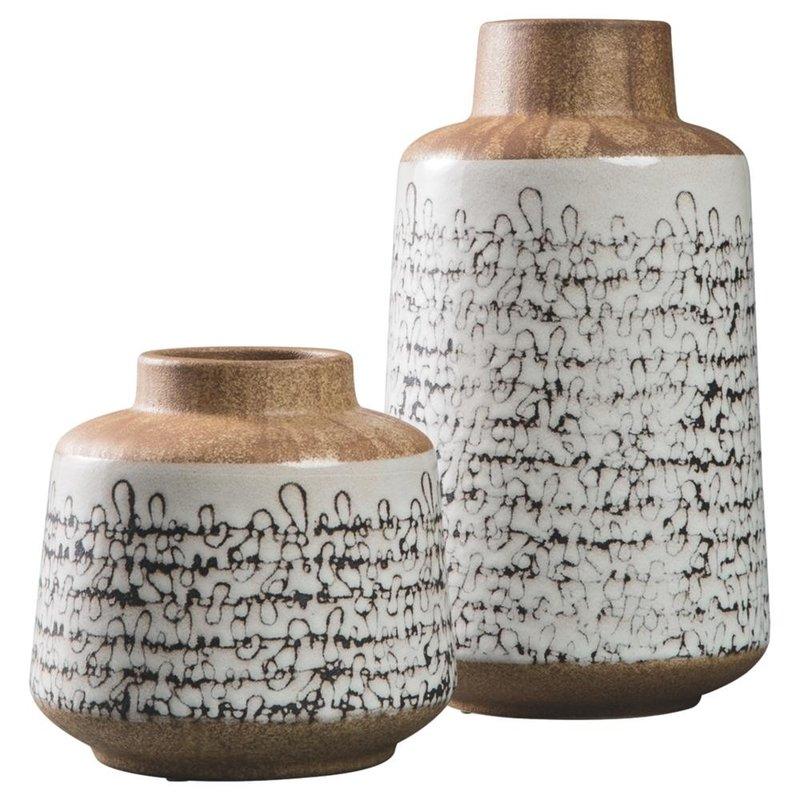 Ashley Furniture A2000127 Vase Set of 2