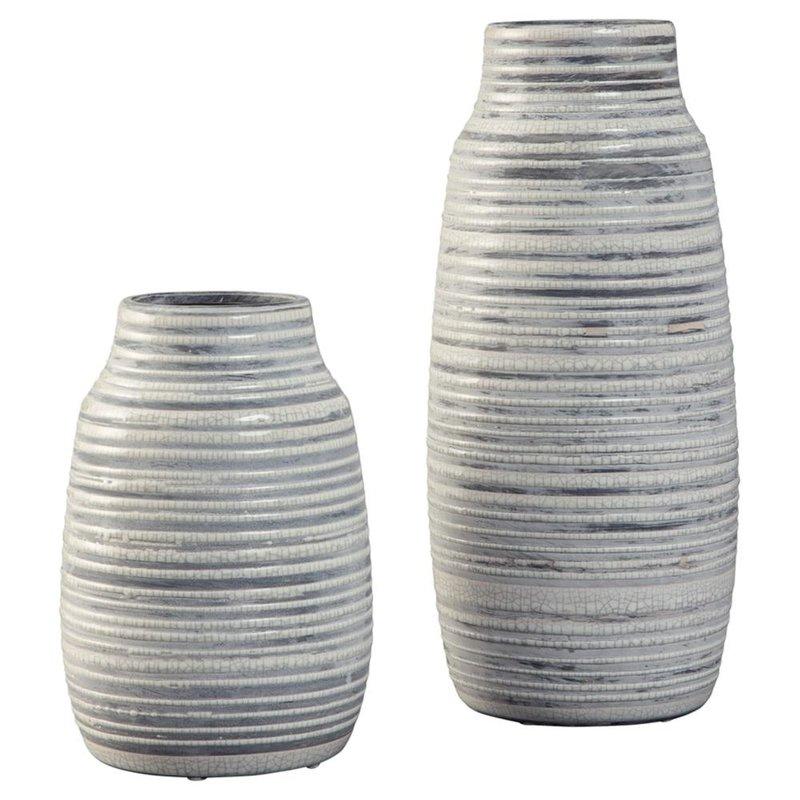Ashley Furniture A2000210 Set of 2 Vase