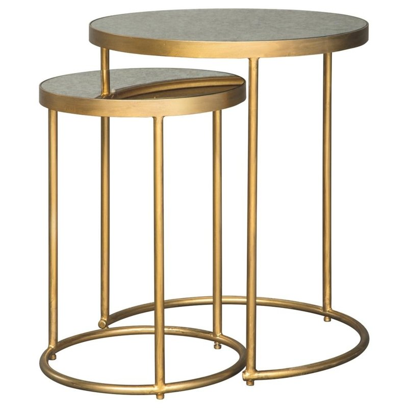 Ashley Furniture A4000048 Accent Table S/2