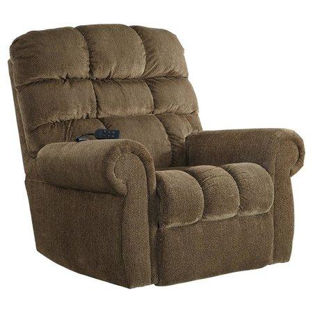 Ashley Furniture Ernestine Power Lift Chair Truffle