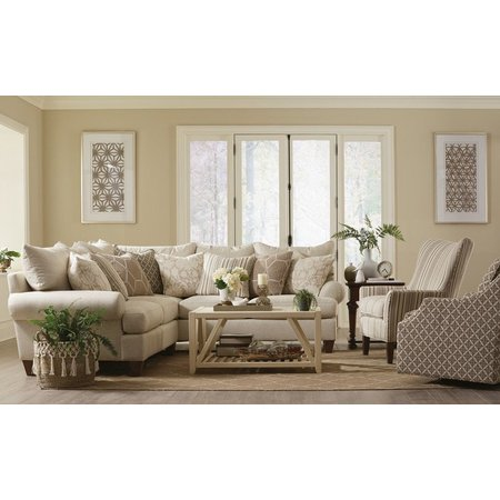 Craftmaster Swift Sectional