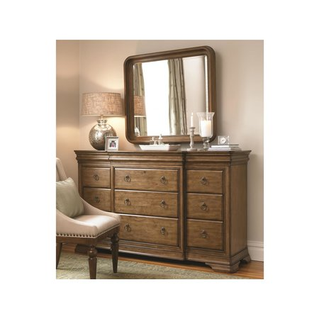 Universal New Lou Landscape Mirror CLEARANCE
