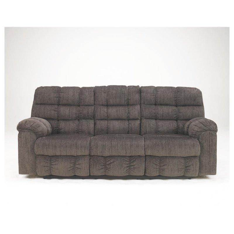 Ashley Furniture Acieona Reclining Sofa w/ Drop Down Table