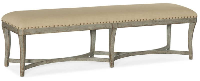 Hooker Furniture Alfresco Panchina Bed Bench