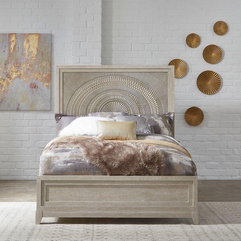 Liberty Belmar Queen Panel Bed