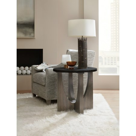 Hooker Furniture Miramar Aventura Tomasso Round End Table