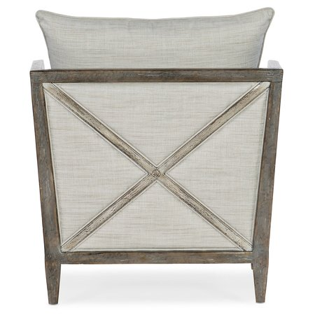 Hooker Furniture Sanctuary Prim Lounge Chair
