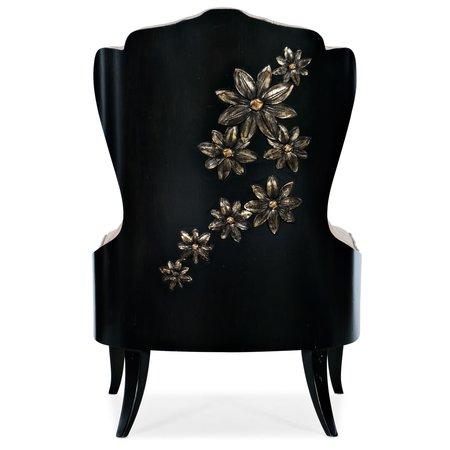 Hooker Furniture Sanctuary Belle Fleur Slipper Chair