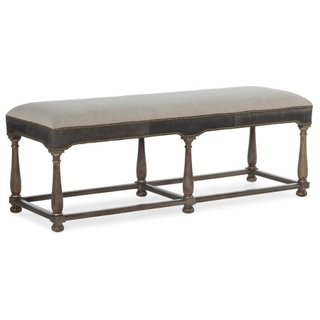 Hooker Furniture Woodlands Bed Bench