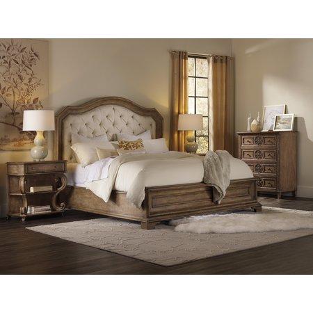 Hooker Furniture Solana One-Drawer Leg Nightstand