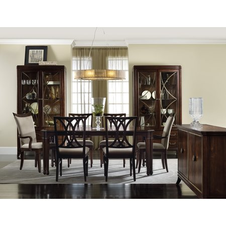 Hooker Furniture Palisade Rectangle Dining Table