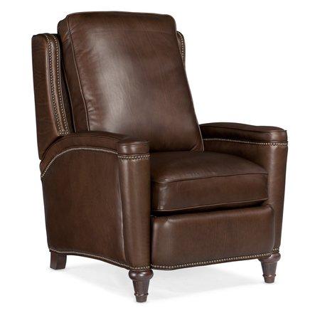 Hooker Furniture Rylea Manual Push Back Recliner