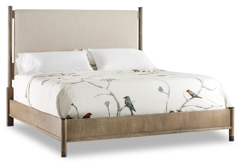 Hooker Furniture Affinity California King Upholstered Bed