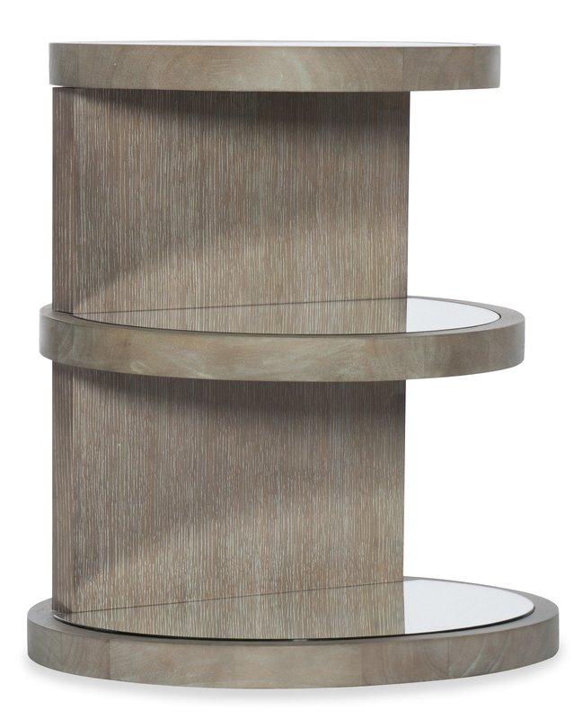 Hooker Furniture Affinity Round End Table