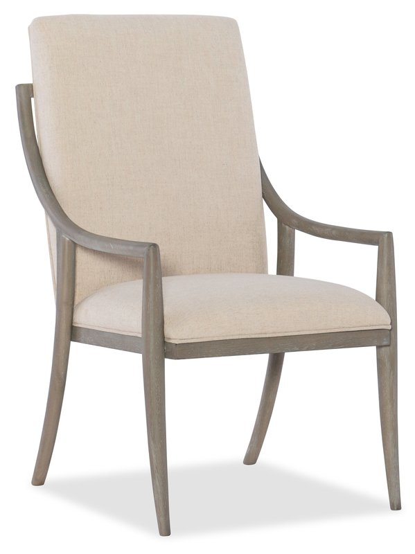 Hooker Furniture Affinity Host Chair - 2 per carton/price ea