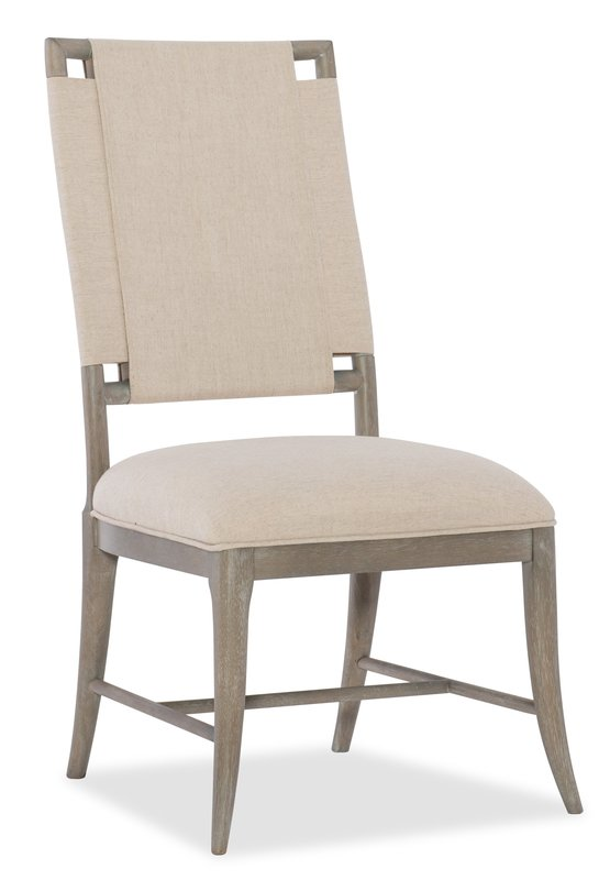 Hooker Furniture Affinity Upholstered Side Chair - 2 per carton/price ea