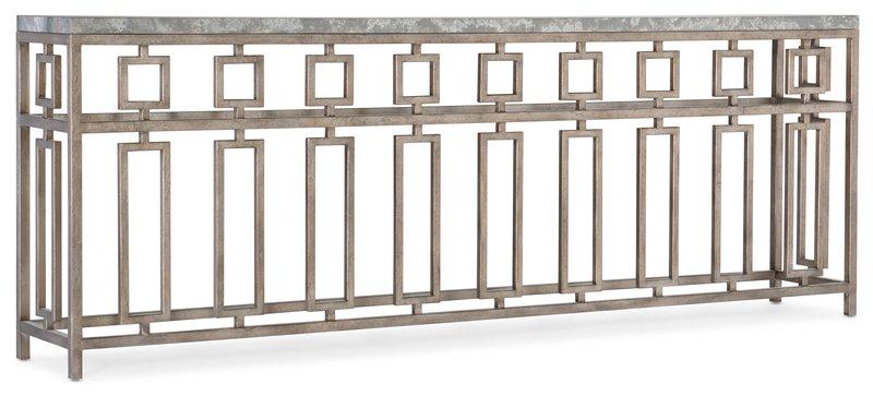 Hooker Furniture Alfresco Lapilli Console Table