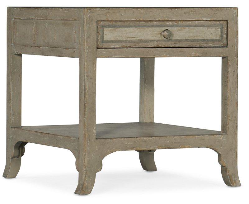 Hooker Furniture Alfresco Piazza End Table
