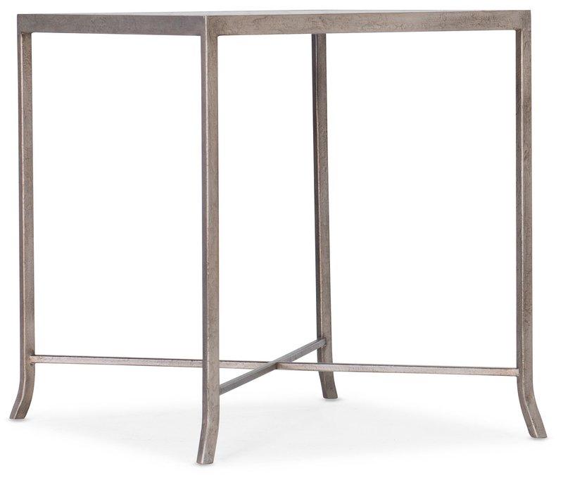 Hooker Furniture Alfresco Lapilli Carved Top End Table