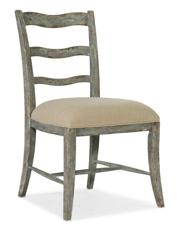 Hooker Furniture Alfresco La Riva Upholstered Seat Side Chair - 2 per carton/price ea
