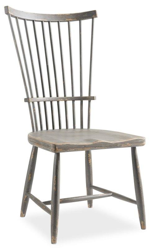 Hooker Furniture Alfresco Marzano Windsor Side Chair - 2 per carton/price ea