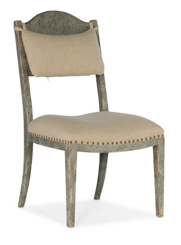 Hooker Furniture Alfresco Aperto Rush Side Chair - 2 per carton/price ea