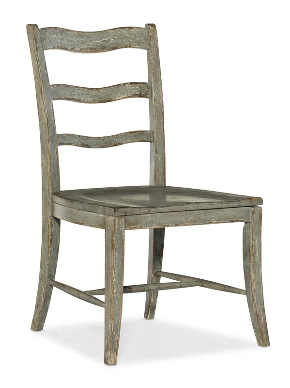 Hooker Furniture Alfresco La Riva Ladder Back Side Chair - 2 per carton/price ea