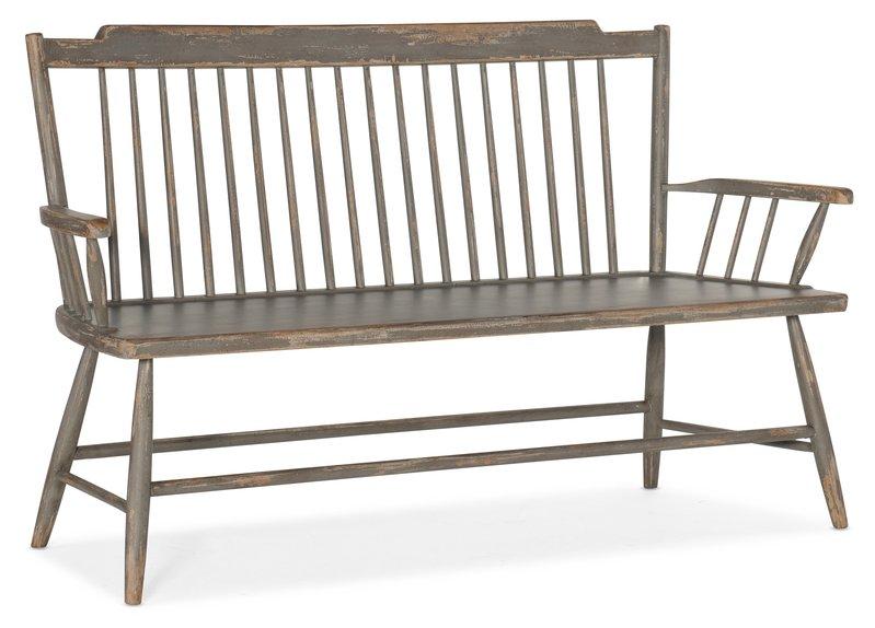 Hooker Furniture Alfresco Marzano Dining Bench