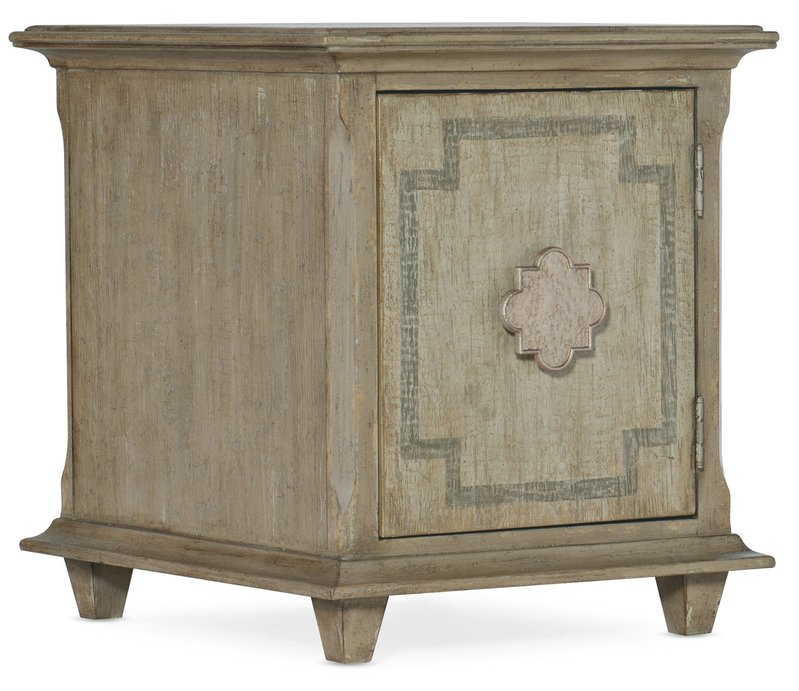 Hooker Furniture Alfresco Poltrona Chairside Chest