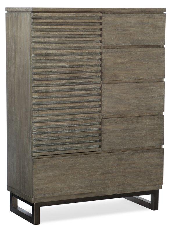 Hooker Furniture Annex Door/Drawer Asymmetrical Chest