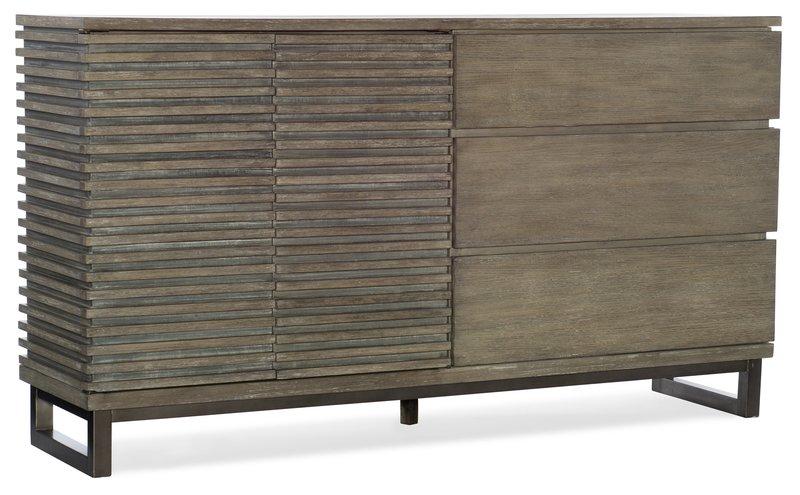 Hooker Furniture Annex Two-Door Three-Drawer Dresser