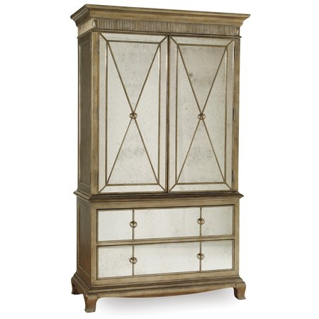 Hooker Furniture Sanctuary Armoire - Visage