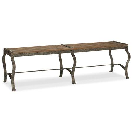 Hooker Furniture Ozark Bed Bench