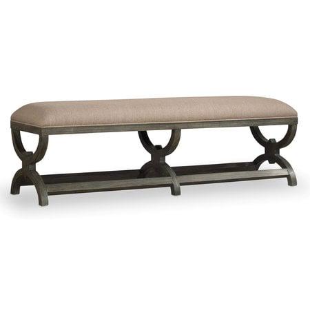 Hooker Furniture True Vintage Bench