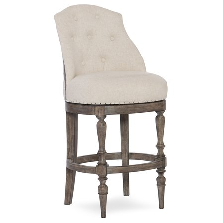 Hooker Furniture Kacey Deconstructed Counter Stool