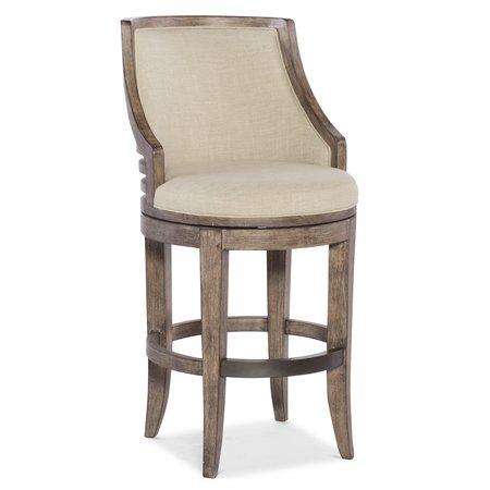 Hooker Furniture Lainey Transitional Barstool
